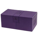 Deck Box Ultimate Guard Twin Flip n Tray 200+ Standard Size XENOSKIN Purple