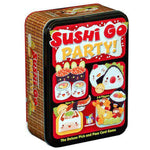 Sushi Go Party New Version of Sushi Go
