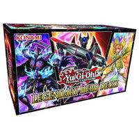 YU-GI-OH! TCG Legendary Hero Decks Trading Card Game