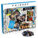 PREORDER Friends Scrapbook 1000 piece Puzzle