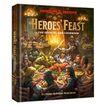 D&D Heroes Feast The Official Dungeons and Dragons Cookbook