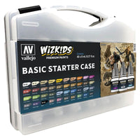 PREORDER Wizkids Premium Paint Set by Vallejo Basic Starter Case