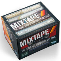 Mix Tape Card Game