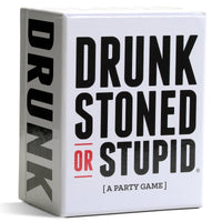 Drunk Stoned Or Stupid Card Game Party Game