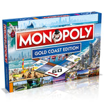 Gold Coast Monopoly Board Games
