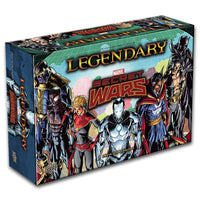 Marvel Legendary DBG: Secret Wars Volume 1 Expansion - Board Game