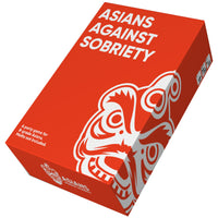 Asians Against Sobriety Card Game