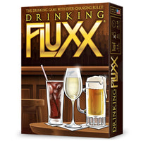 Drinking Fluxx Card Game Board Game