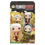 Funkoverse Golden Girls 101 2 Pack Expandalone Strategy Board Game