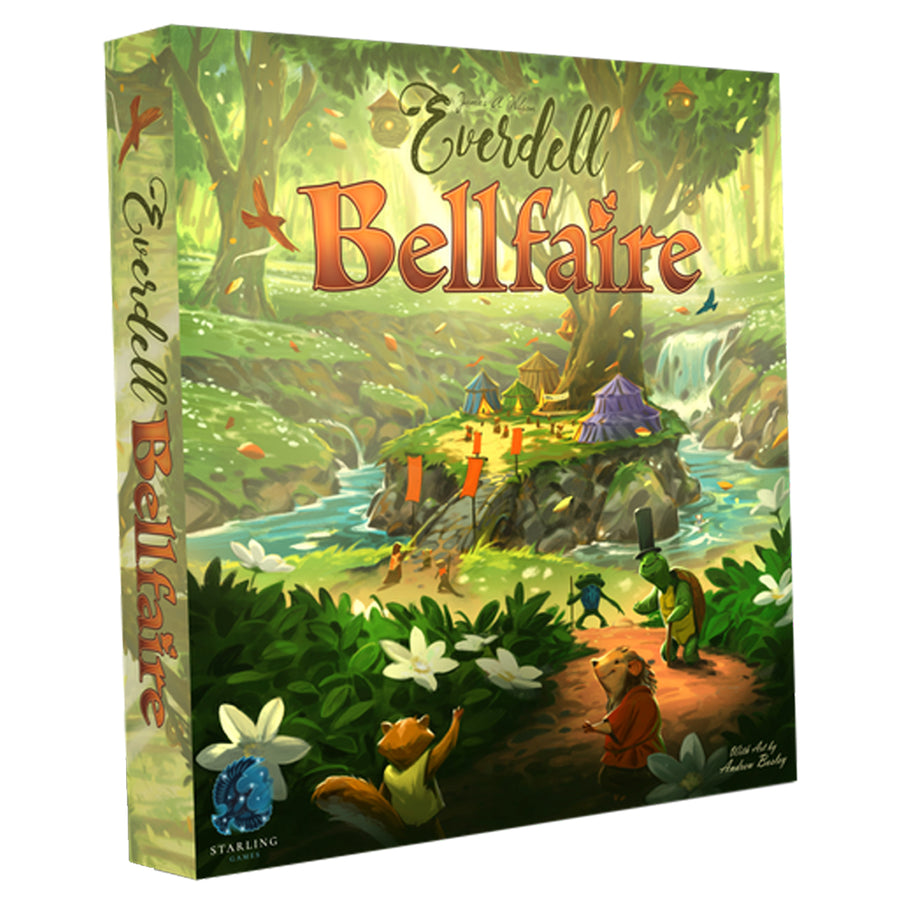 PREORDER Everdell Bellfaire Expansion