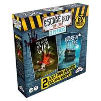 PREORDER Escape Room the Game 2 Players The Little Girl and House by the Lake