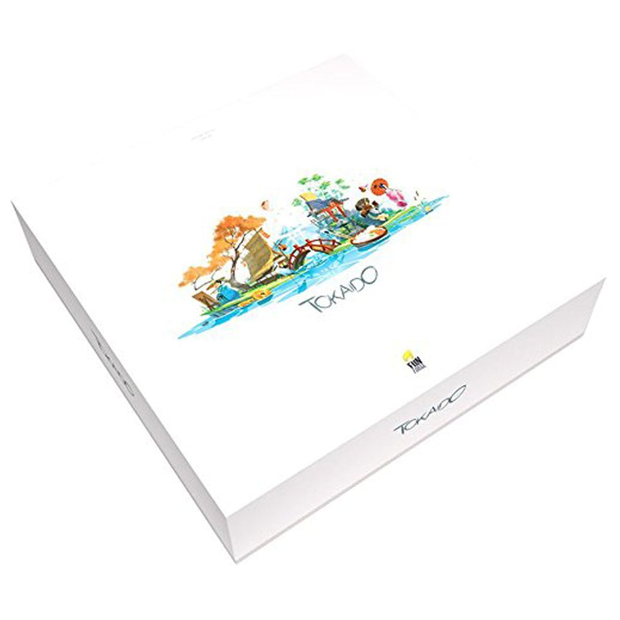 Tokaido 5th Anniversary Edition Board Game