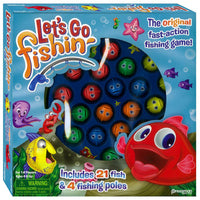 Let's Go Fishing Game Board Game
