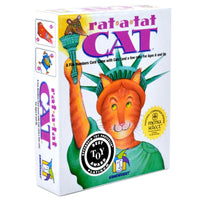Rat-A-Tat Cat Card Game A game