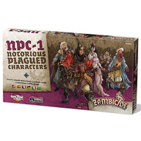 Zombicide NPC 1 Expansion Board Game