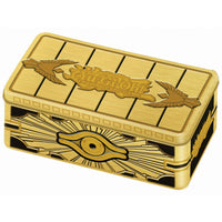 YUGIOH TCG 2019 Gold Sarcophagus Collectors Tin