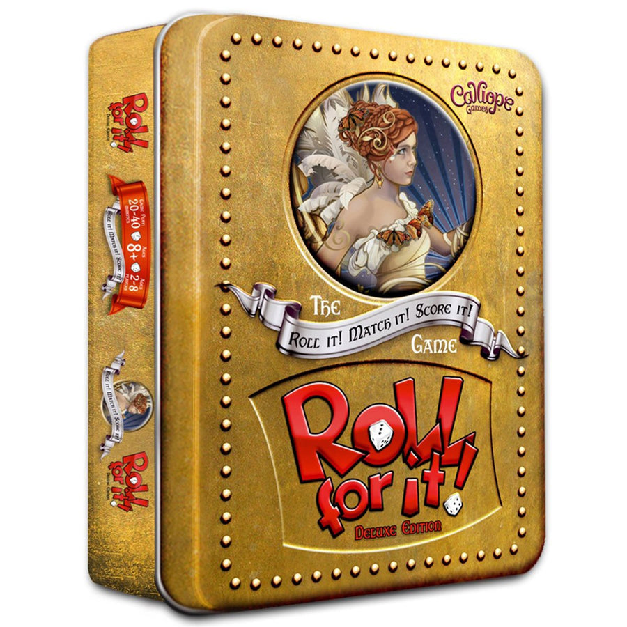 Roll For It! Deluxe Edition