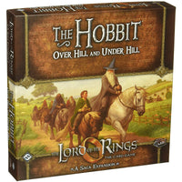 Lord of the Rings LCG Hobbit Over Hill And Under Hill Expansion