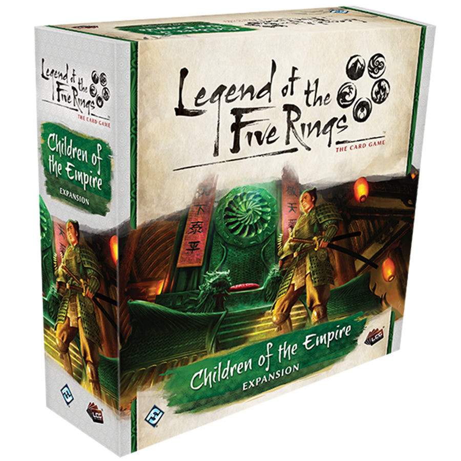 Legend of the Five Rings the Card Game Children of the Empire