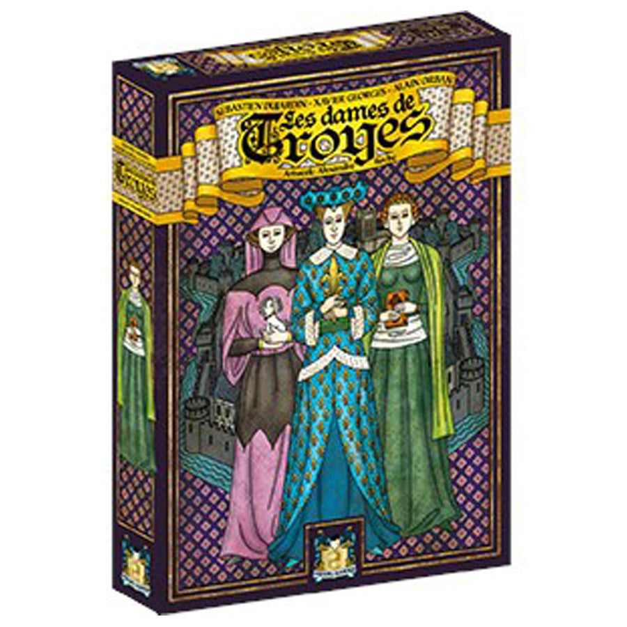 The Ladies of Troyes Expansion Board Game