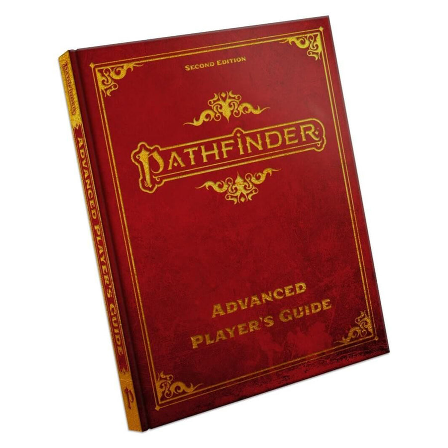 PREORDER Pathfinder Second Edition Advanced Players Guide Special Edition
