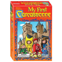 My First Carcassonne Family Game Board Game Card Game