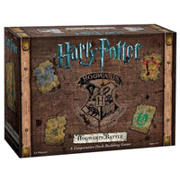 Harry Potter Hogwarts Battle a Cooperative Deck Building Game Board Game