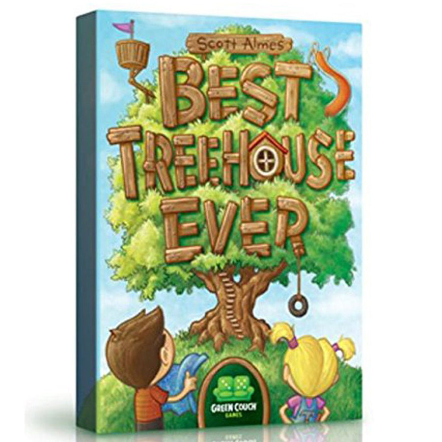 Best Treehouse Ever Card Game Board Game