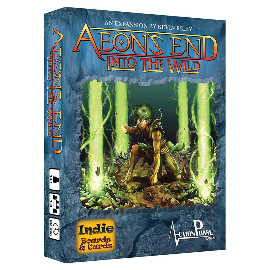 Aeons End Into the Wild Expansion