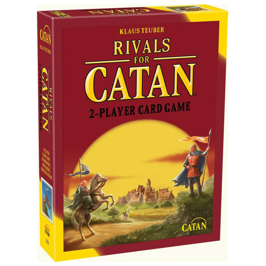 Rivals for Catan Base Edition