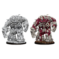 Pathfinder Deep Cuts Unpainted Miniatures Bone Golem