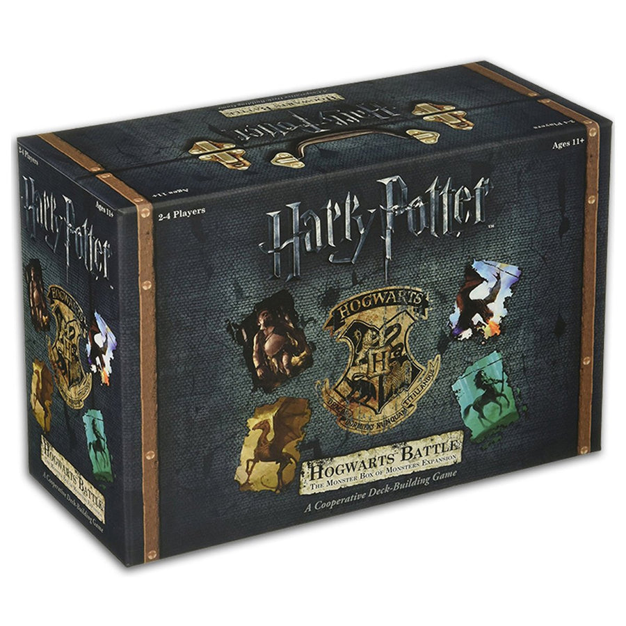 Harry Potter Hogwarts Battle the Monster Box of Monsters Expansion Board Game