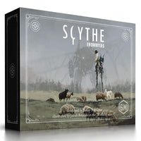 Scythe Encounters Expansion Pack Board Game