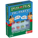 Pass the Pigs Pig Party Edition Board Game By WMA