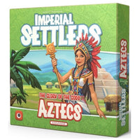 Imperial Settlers Aztecs Expansion Board Game
