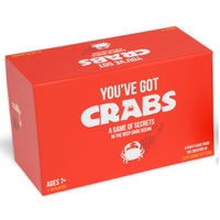 You've Got Crabs Core Deck Party Game