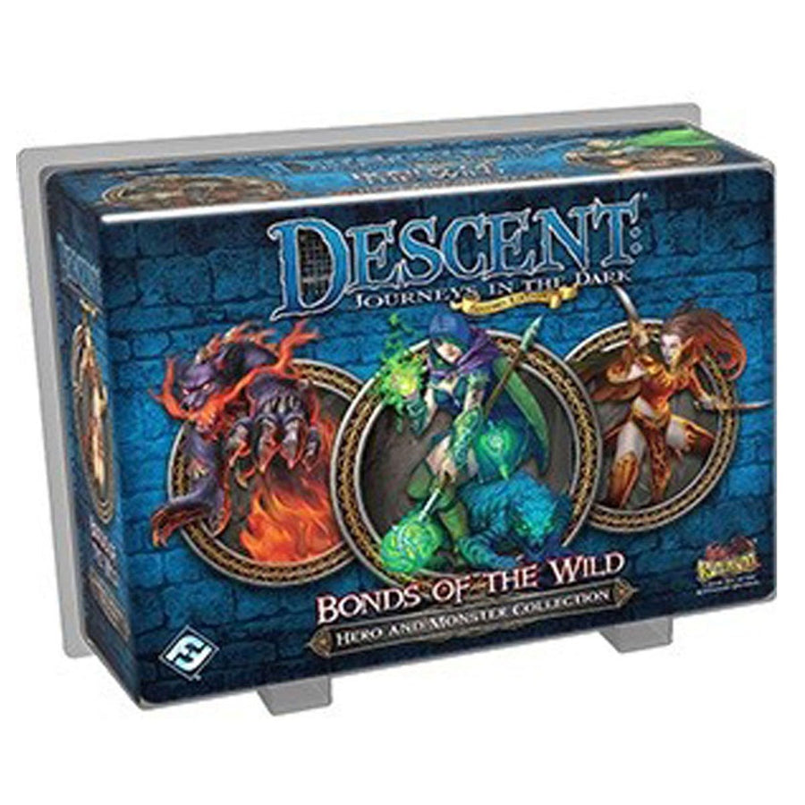 Descent 2nd Edition Bonds of the Wild Expansion