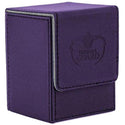 Deck Box Ultimate Guard Flip Deck Case 100+Special Edition XENOSKIN Purple