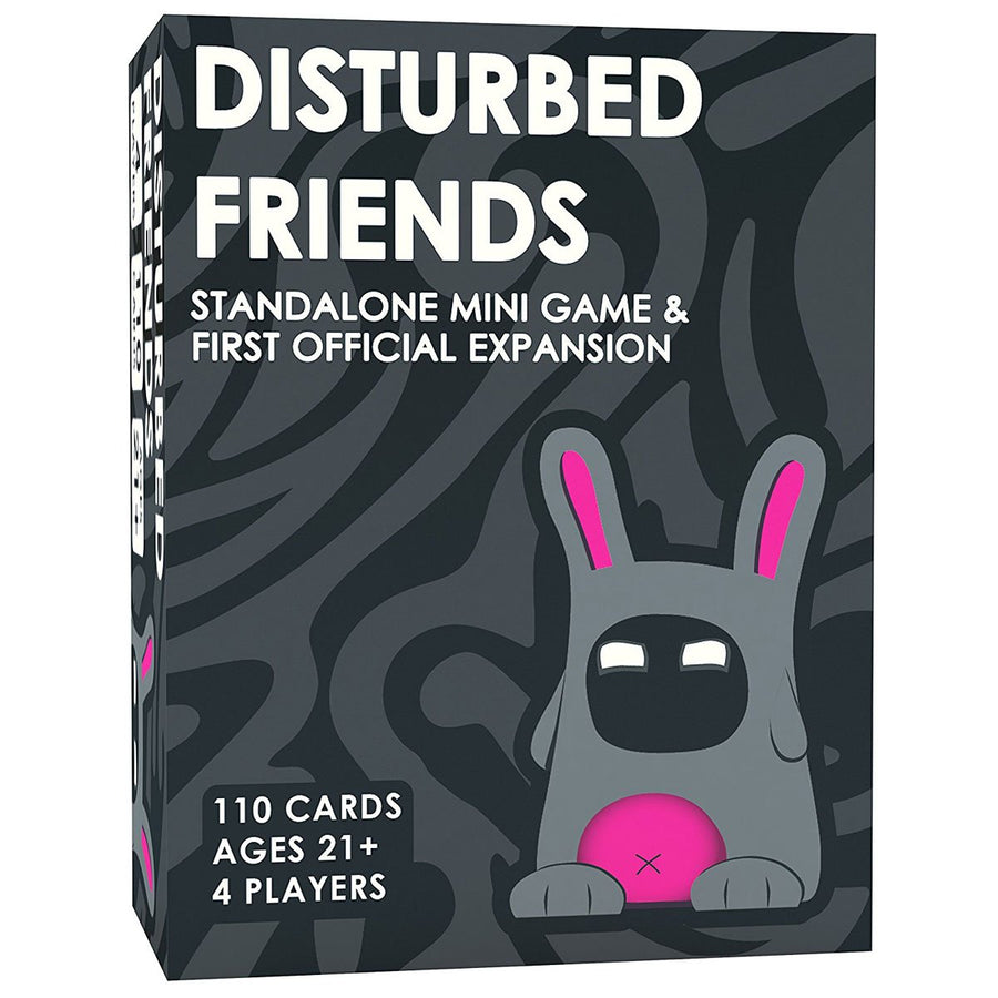 Disturbed Friends Stand Alone First Official Expansion