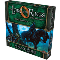 The Lord of the Rings the Card Game the Black Riders Expansion