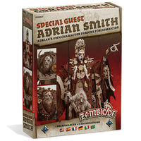 Zombicide Green Horde Special Guest Artist Adrian Smith