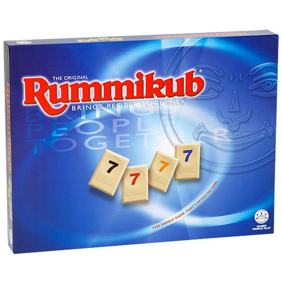 Rummikub Original Family Game Board Game