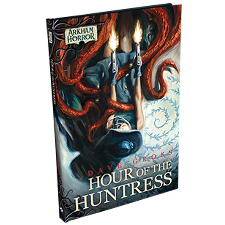 Arkham Horror Hour of the Huntress Card Game