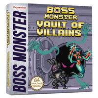 PREORDER Boss Monster Vault of Villains