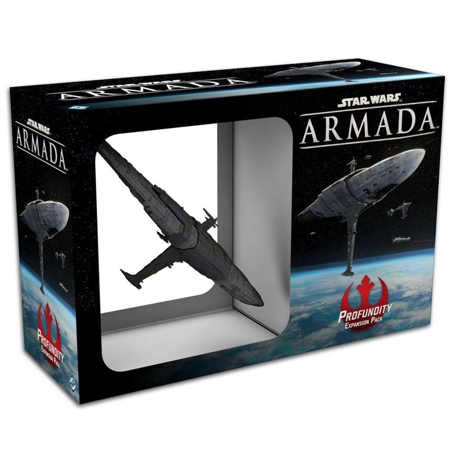 Star Wars Armada Profundity Expansion Board Game