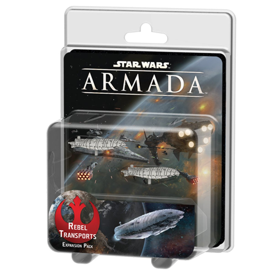 Star Wars Armada Rebel Transports Pack