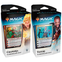 Magic The Gathering Dominaria Planeswalker Both Decks