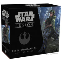 Star Wars Legion Rebel Commandos Unit Expansion