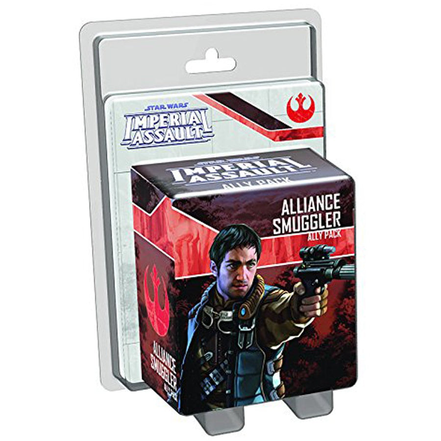 Star Wars Imperial Assault Alliance Smuggler Ally Pack