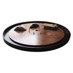 Mayday 2020 Tournament Edition Crokinole Board Rosewood